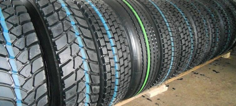 У чому різниця між гумою для вантажних автомобілів і шинами для легковиків?